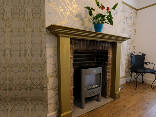 Chantry House Fire Place
