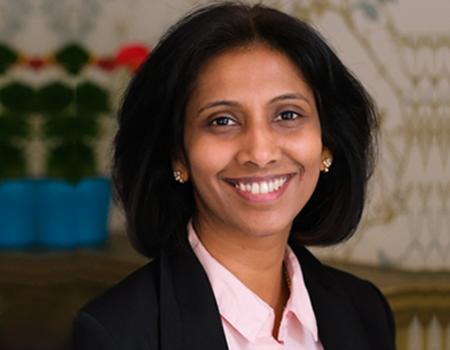 Principal Dentist Anitha Diwakar